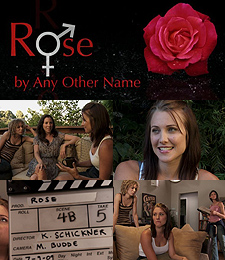 """Rose By Any Other Name . . ."" Fencesitter Films groundbreaking lesbian & bisexual webseries (courtesy AIB)"